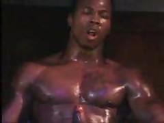 Stripping Gay Porn