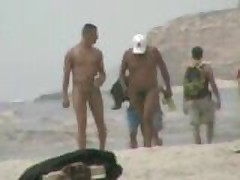 Big Cocks On The Beach