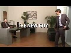 Office Gay Sex Tube