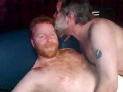 Ginger Beard Rubbing 3