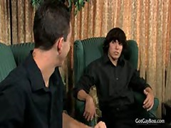 Danny Brooks And Jacob Marteny Fucking And Sucking Gay Dick 2 By GotGayBoss
