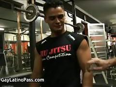 Arnold And Luke Spanish Queer Fucks And Sucks Three By GayLatinoPass