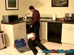 These Guys Are Horny At The Job, Gay Suck And Fuck 7 By HardOnJob