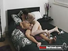Emo Twinks Bedtime Blowjobs