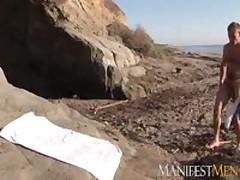 Ben On The Beach