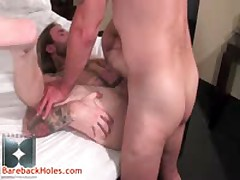 Jack Holden And Greg York Hard Core Anal Fucked 8 By Barebackholes