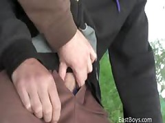 Public Handjob In Prague