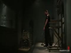 Josh And CJ In Horny Extreme Gay Bondage S&M Fetish Movie 2 By BoundPride