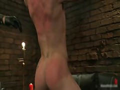 Spencer Philip In Very Extreme Gay Bondage Action 5 By BoundPride