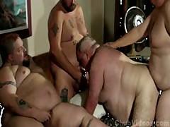 Chubby Bear Orgy.mp4