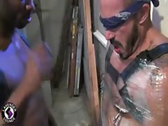 Kinky Interracial Muscle Studs