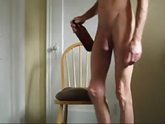 Big Anus Stretching Bottle Fuck