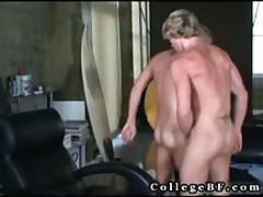 Landon And Mj In Amazing Gay Tube Porn 2 By CollegeBF