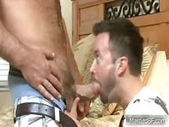 Married Buddy Gets Sucked Three By MarriedBF