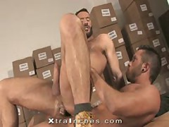 Damien Stone And Wilfried Knight