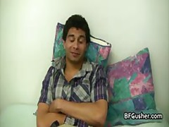 Free Gay Clips Justin Getting His Gay Jizzster Wanked 11 By BFgusher