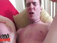 Stroke Of Cock By GayRevenge