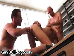 Extreme Homo Anal Fucking And Jizzster Sucking Action 10 By GayBulldog