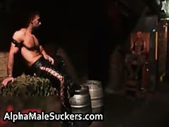 Bear Lesbo Grand And Ray Stone Fucked And Sucked 2 By AlphaMaleSuckers