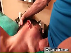 Johathan Cole Getting His Sexy Torso Rubbed 11 By MassageVictim