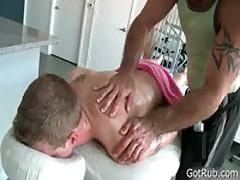 Blonde Hotty Getting Intense Rubbing 6 By GotRub