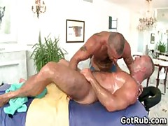 Fine Guy Gets Amazing Gay Massage 3 By GotRub