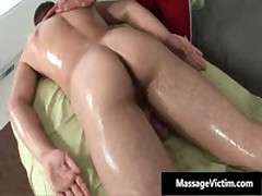 Alex Gets His Oily Tight Asshole Fucked Deep And Hard 2 By MassageVictim