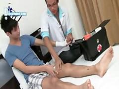 Horny Doctor Needs Head