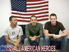 Marine Fucks Police Officer Hard