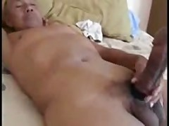 Grandpa With Big Cock