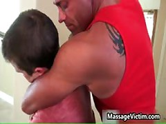 Braxton Bond Gets His Horny Body Rubbed 3 By MassageVictim