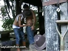 Anthony And Mauricio Hispanic Queer Screw And Head Dick 4 By GayLatinoPass