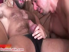 Dominik Rider And Dan Rhodes Fucks And Sucks Three By RedHotLatin