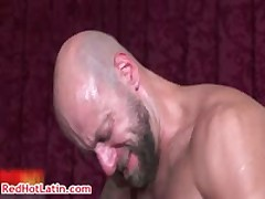Dominik Rider And Dan Rhodes Homo Fucks And Sucks Iron Three RedHotLatin
