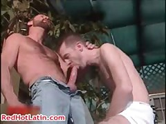 Will West, Brian Austin And Rick Leon Gay Sex Orgy Four RedHotLatin