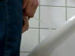 Spy Hole Pissing 2