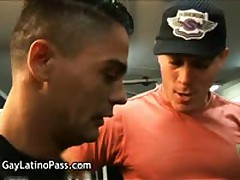 Arnold And Luke Hispanic Queer Screw And Blowjob Weiner Four By GayLatinoPass