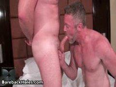 Hardcore Gay Bareback Fucking And Cock Sucking Porn 5 By BarebackHoles