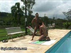 Andre And Ricardo Latin Gay Fucking And Sucking 5 By GayLatinoPass