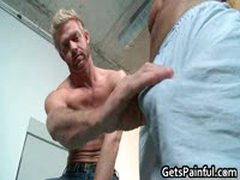 Blond Stud Riding Big Black Jizzster Like A Pro 1 By GetsPainful