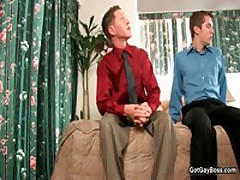 Homosexual Making Out And Pooper Rimjob Porno Action 8 By GotGayBoss