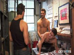 Group Sex Gays Ghetto