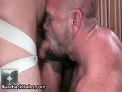 Sexy Gay Bareback Fucking And Cock Sucking Porn 31 By BarebackHoles