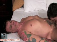 Sage Daniels And Ray Boy In Gay Bareback Sex 2 By BareBackHoles