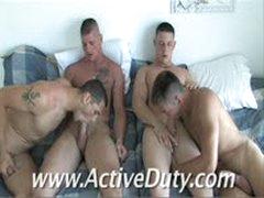 Dorian, David, Conrad And Domenic