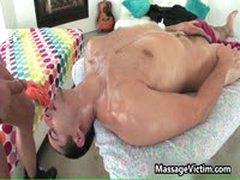 Leed Scot Gets His Amazing Body Massaged 13 By MassageVictim