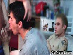 Fresh Straight College Guys Get Gay Hazed 36 By GotHazed