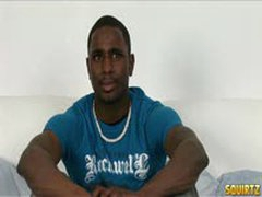 Hot Young Muscle Black Sean