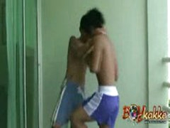 Sex With Boxing Boy