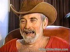 Older Cowboy Pleasure